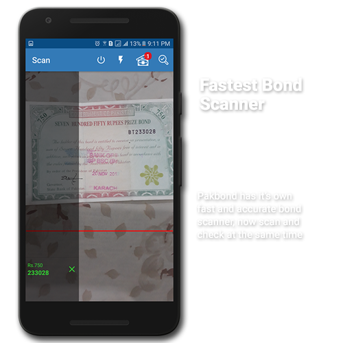 Pakbond – Prize Bond Software and App